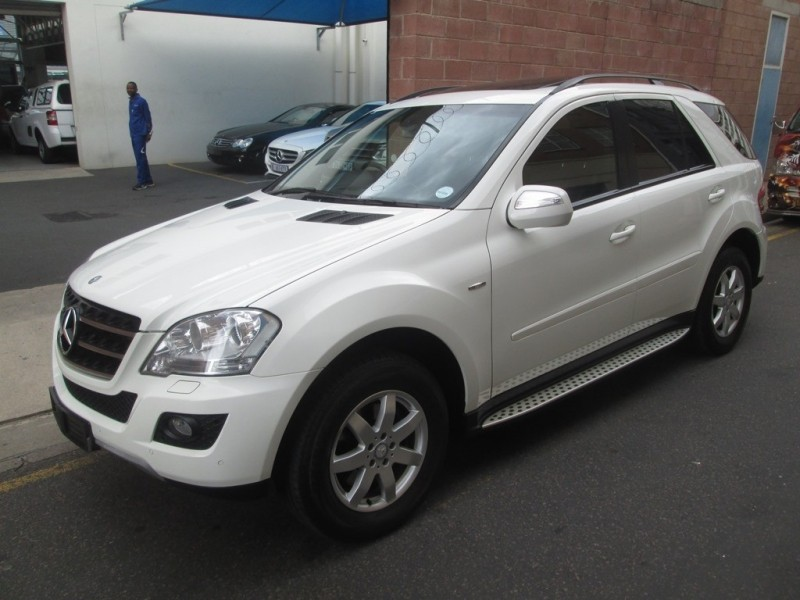 Used mercedes benz m class ml 350 cdi a t for sale in for 2009 mercedes benz ml350 running boards