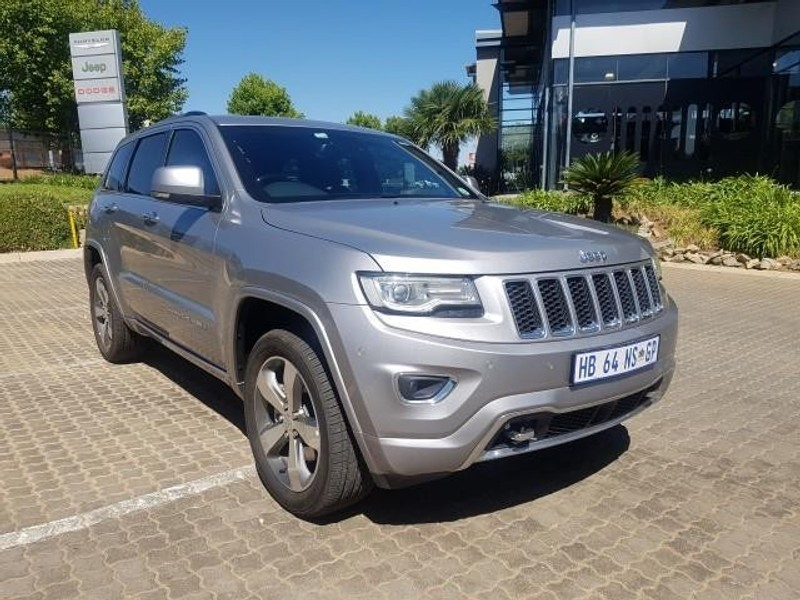 used jeep grand cherokee 3 6 overland for sale in gauteng id 2778128. Black Bedroom Furniture Sets. Home Design Ideas