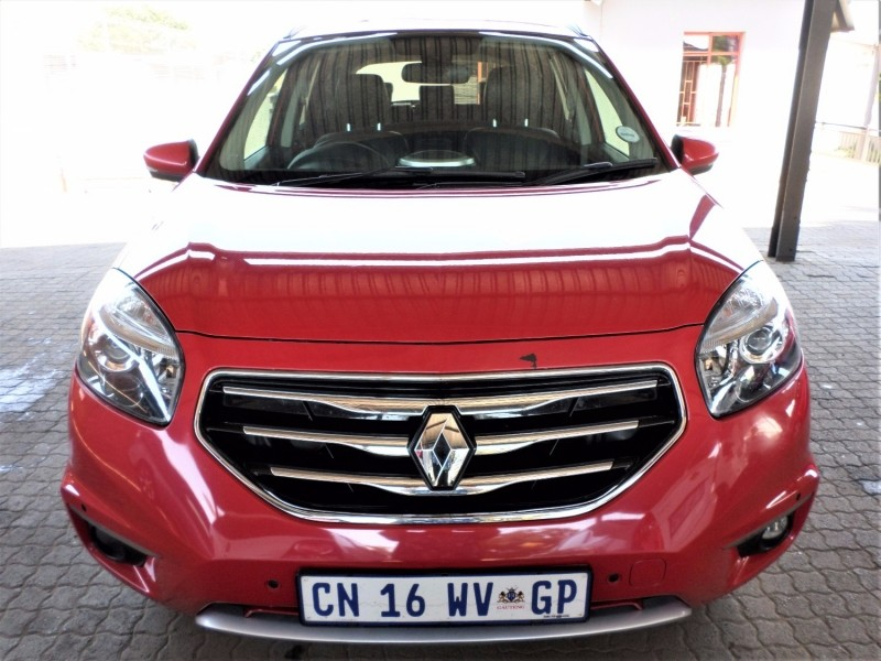 used renault koleos 2 5 dynamique 4x4 for sale in mpumalanga id 2778698. Black Bedroom Furniture Sets. Home Design Ideas