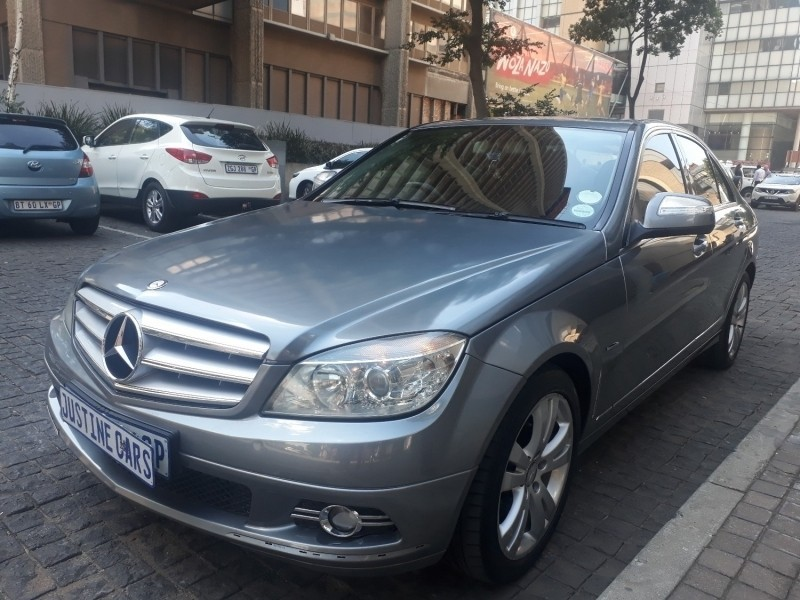 used mercedes benz c class c320 cdi for sale in gauteng id 2778740. Black Bedroom Furniture Sets. Home Design Ideas