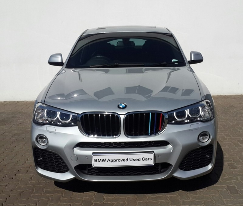 Used BMW X4 XDRIVE20d M Sport For Sale In North West