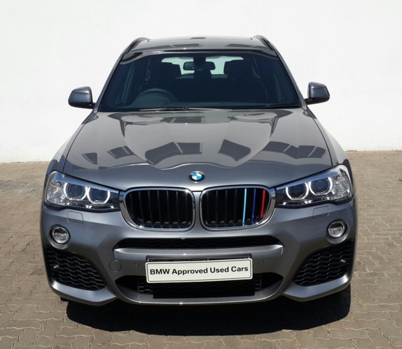 Used BMW X3 XDRIVE20d M Sport Auto For Sale In North West