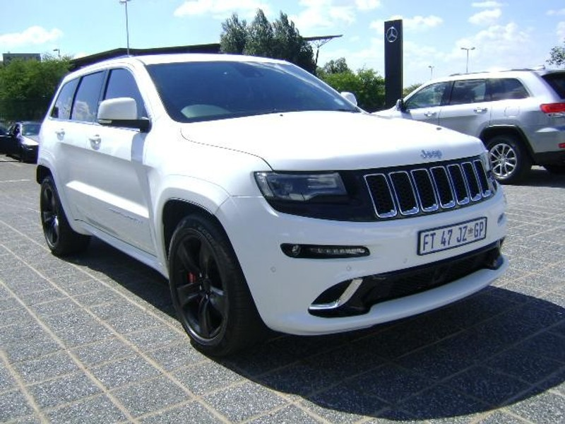 used jeep grand cherokee 6 4 srt for sale in gauteng id 2779768. Black Bedroom Furniture Sets. Home Design Ideas