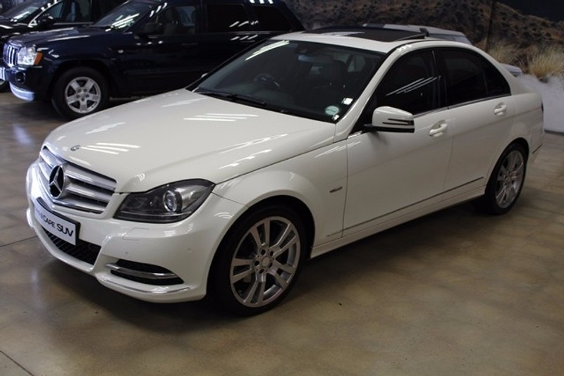 Used mercedes benz c class c250 bluetec amg line auto for for Mercedes benz bluetec for sale