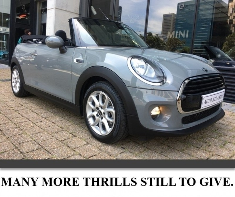 Used MINI Cooper Convertible Auto (F57) For Sale In