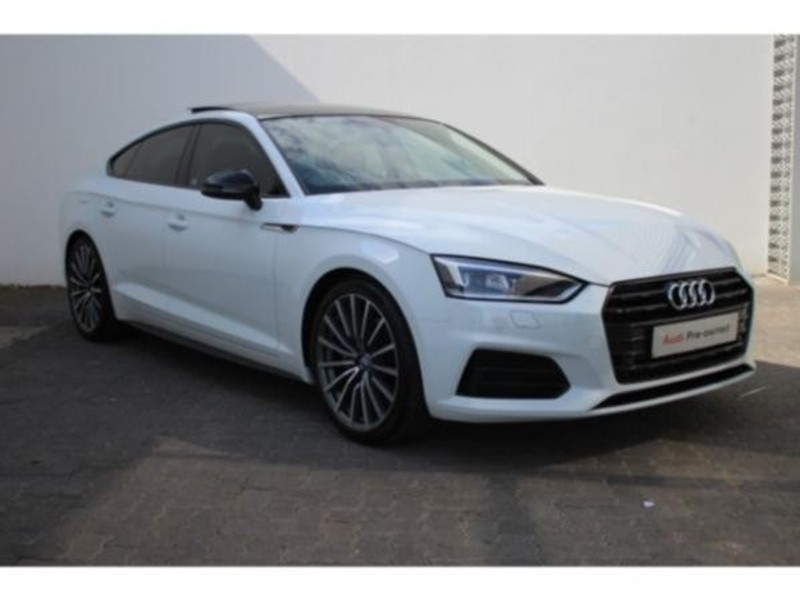 used audi a5 sportback 2 0 tdi s tronic sport for sale in eastern cape id 2787206. Black Bedroom Furniture Sets. Home Design Ideas