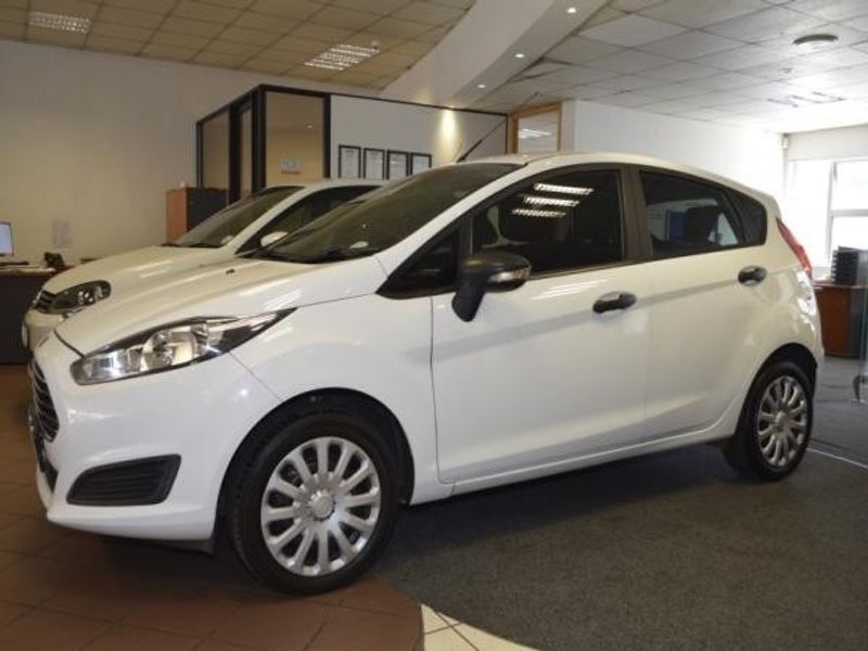 Used Ford Fiesta 1.4 Ambiente 5-Door for sale in Gauteng ...