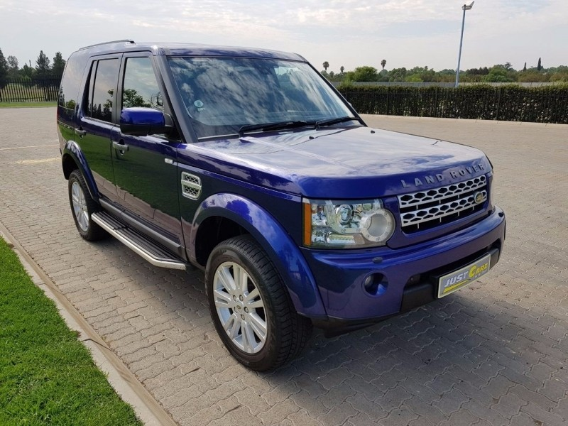 Land Rover For Sale In Gauteng >> Used Land Rover Discovery 4 3.0 Tdv6 Hse for sale in Gauteng - Cars.co.za (ID:2787256)
