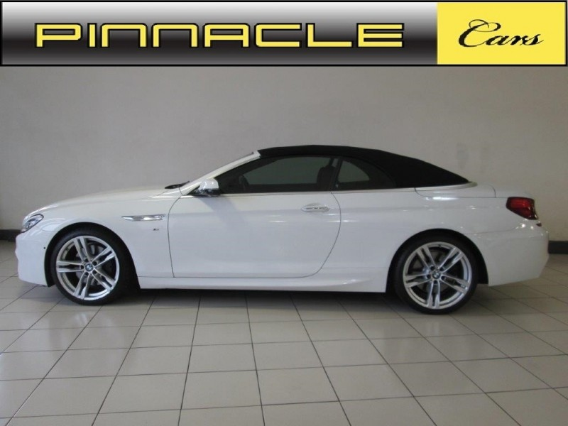 used bmw 6 series 650i convertible m sport auto f12 for sale in gauteng id 2787618. Black Bedroom Furniture Sets. Home Design Ideas