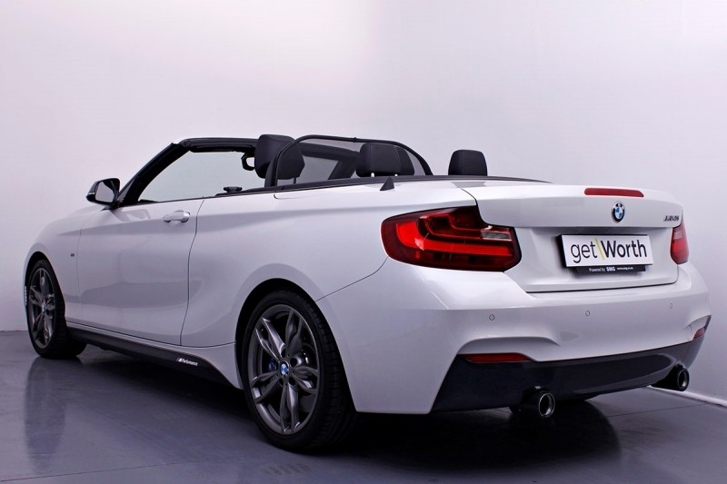 used bmw m2 m240 convertible for sale in western cape id 2787920. Black Bedroom Furniture Sets. Home Design Ideas