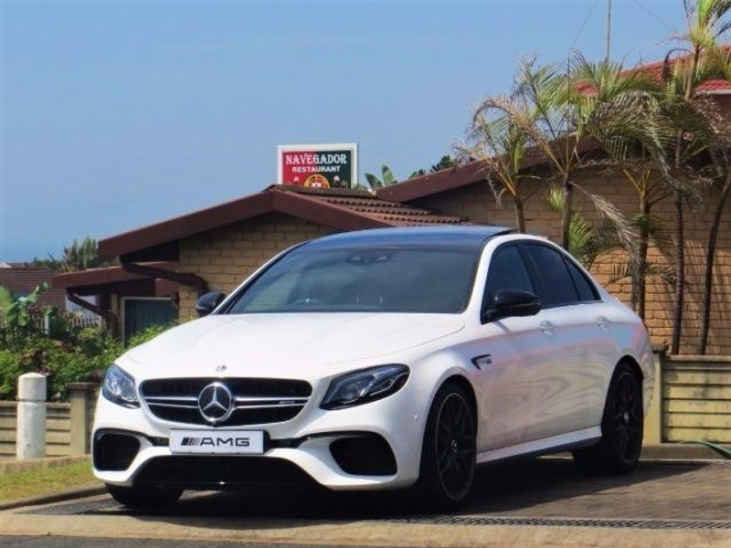 Used mercedes benz e class amg e63 s 4matic for sale in for Mercedes benz e63 amg s 4matic