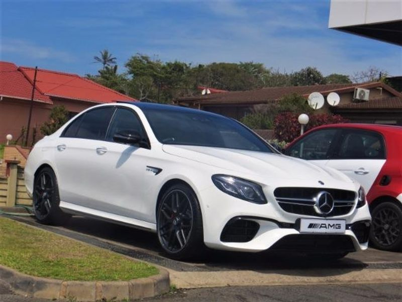 used mercedes benz e class amg e63 s 4matic for sale in kwazulu natal id 2788468. Black Bedroom Furniture Sets. Home Design Ideas