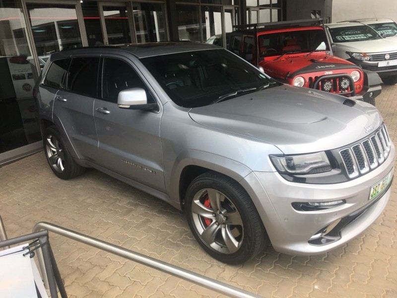 used jeep grand cherokee 6 4 srt for sale in gauteng id 2789574. Black Bedroom Furniture Sets. Home Design Ideas