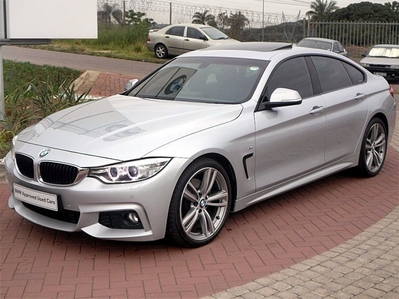 used bmw 4 series 428i gran coupe m sport auto for sale in kwazulu natal id 2789792. Black Bedroom Furniture Sets. Home Design Ideas