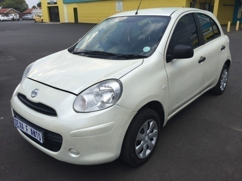 used nissan micra 1 2 active visia for sale in gauteng id 2790394. Black Bedroom Furniture Sets. Home Design Ideas