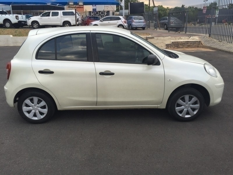 used nissan micra 1 2 active visia for sale in gauteng. Black Bedroom Furniture Sets. Home Design Ideas