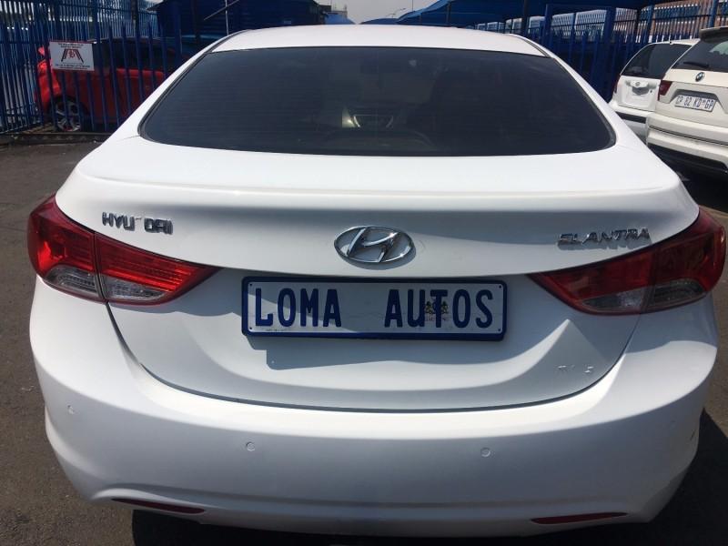 Used Hyundai Elantra 1.6 Executive for sale in Gauteng - Cars.co.za (ID:2793750)
