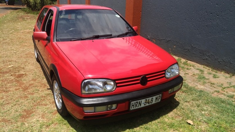 used volkswagen golf 3 gti 2 0 8v for sale in gauteng. Black Bedroom Furniture Sets. Home Design Ideas
