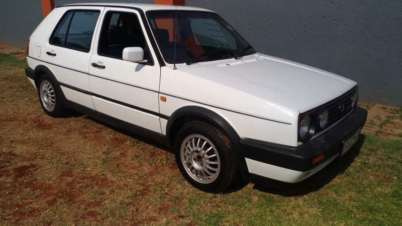 used volkswagen golf gti 8 v for sale in gauteng. Black Bedroom Furniture Sets. Home Design Ideas