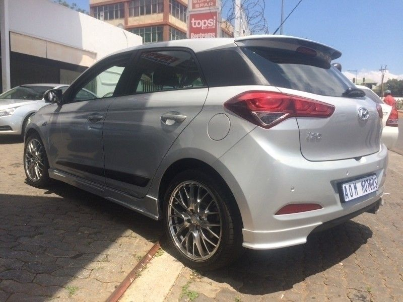 used hyundai i20 1 4 n series sport cash only for sale in gauteng id 2794190. Black Bedroom Furniture Sets. Home Design Ideas