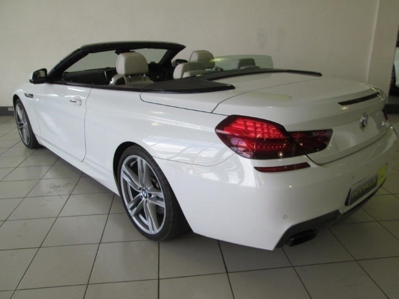 used bmw 6 series 650i convertible m sport auto f12 for sale in gauteng id 2794290. Black Bedroom Furniture Sets. Home Design Ideas