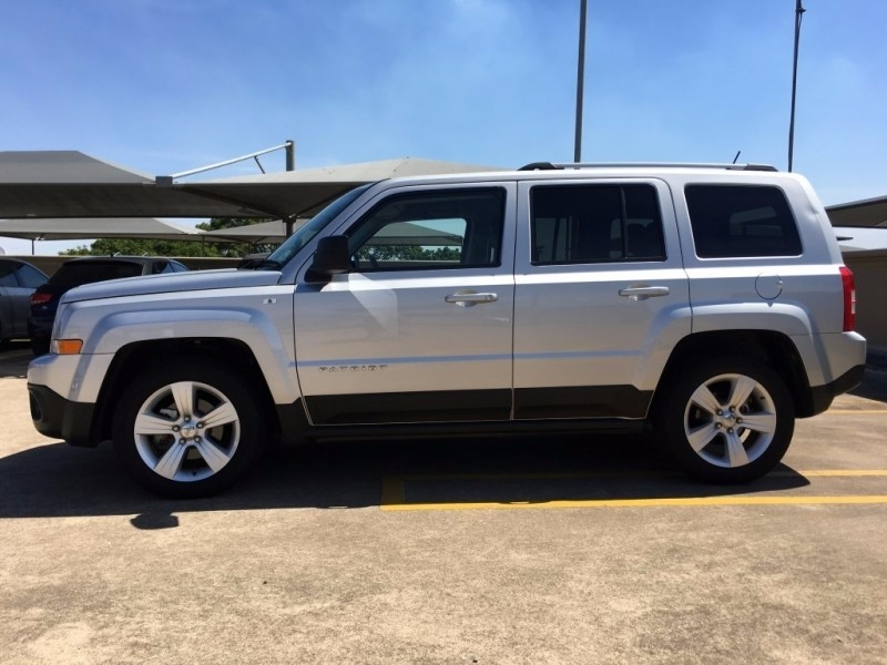 Used Jeep Patriot 2 4 Limited Cvt A T For Sale In Kwazulu