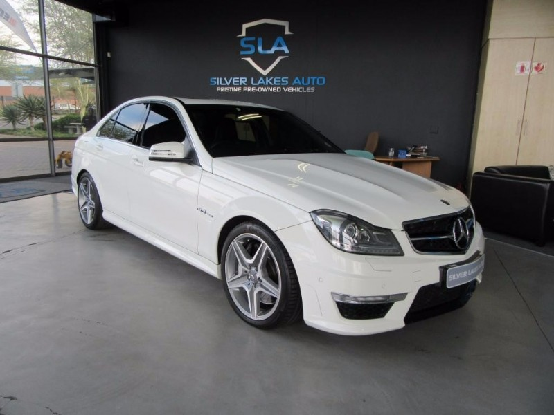 used mercedes benz c class c63 amg for sale in gauteng id 2795218. Black Bedroom Furniture Sets. Home Design Ideas