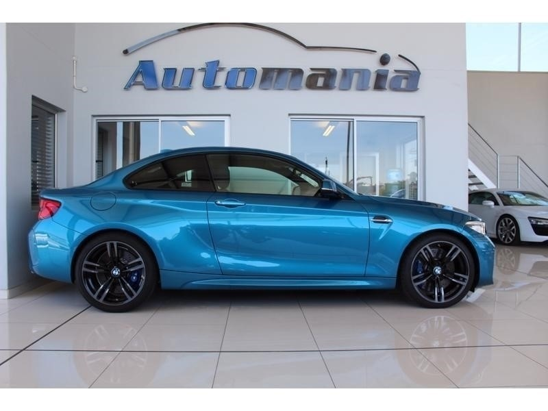 used bmw m2 2018 bmw m2 coupe auto for sale in gauteng id 2795228. Black Bedroom Furniture Sets. Home Design Ideas