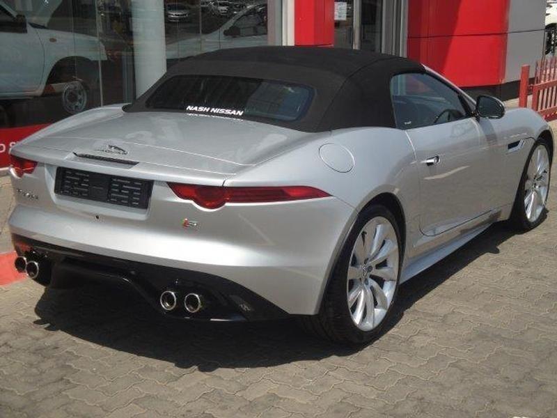 used jaguar f type s 5 0 v8 for sale in gauteng id 2796066. Black Bedroom Furniture Sets. Home Design Ideas