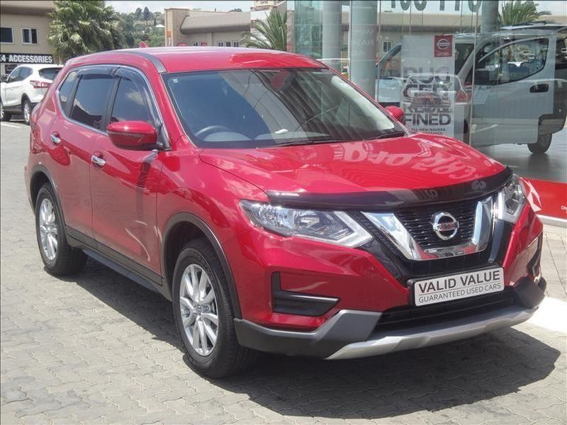 used nissan x trail visia 7s for sale in gauteng id 2796172. Black Bedroom Furniture Sets. Home Design Ideas