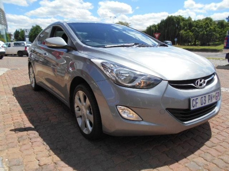 Used Hyundai Elantra 1 8 Gls A T For Sale In Gauteng