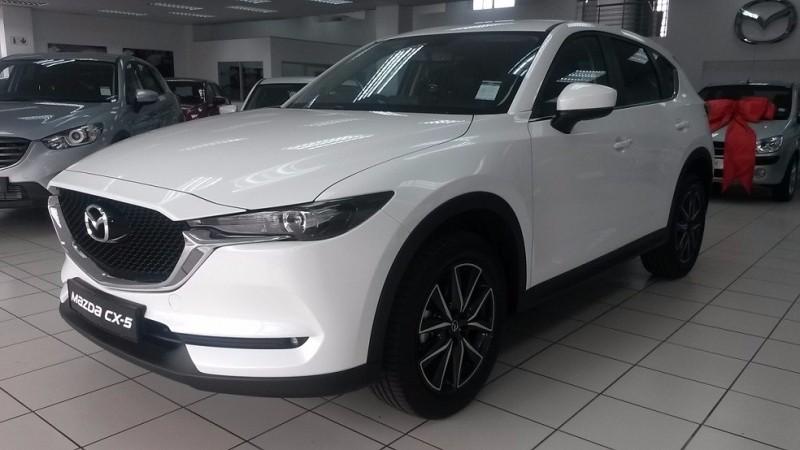 Used Mazda Cx 5 2 0 Dynamic Auto Staff Demo For Sale In