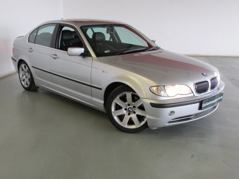 used bmw 3 series 330i exclusive a t e46 only 152 000km. Black Bedroom Furniture Sets. Home Design Ideas