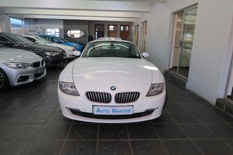 Used Bmw Z4 Coupe 3 0si For Sale In Western Cape Cars Co Za Id 2798466