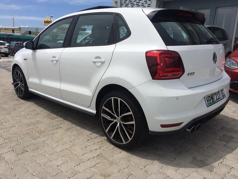 Used Volkswagen Polo Gti 1 8tsi Dsg For Sale In Eastern