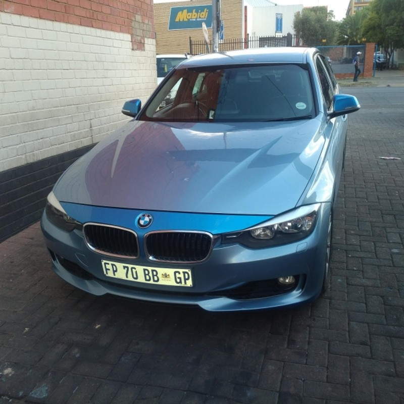 Bmw 320i Price: Used BMW 3 Series 320i A/t (f30) For Sale In Gauteng