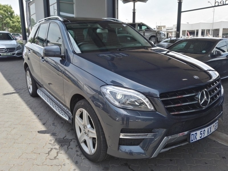 Used mercedes benz m class ml 250 amg bluetec auto for for Mercedes benz ml 250 for sale