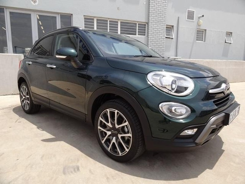used fiat 500x 1 4t cross for sale in gauteng id 2801334. Black Bedroom Furniture Sets. Home Design Ideas