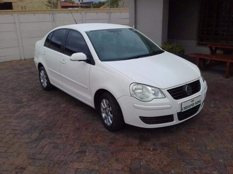 Used Volkswagen Polo 1 6 Comfortline Auto For Sale In
