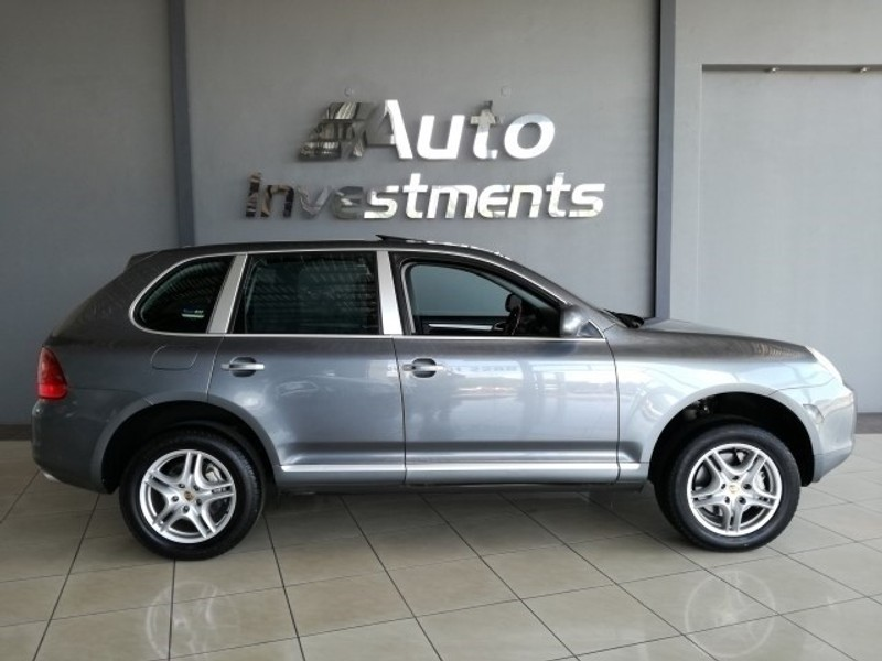 used porsche cayenne s tiptronic for sale in gauteng id 2804298. Black Bedroom Furniture Sets. Home Design Ideas