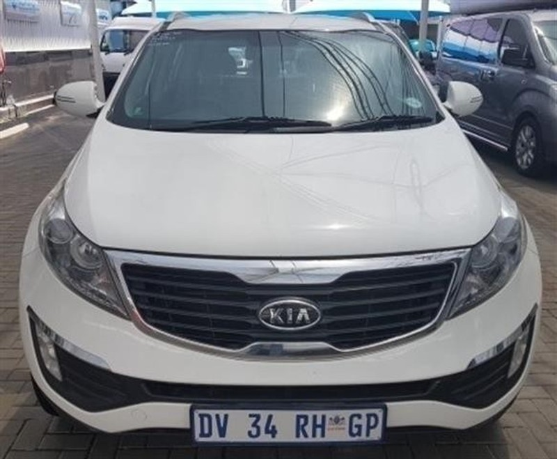 used kia sportage 2 0 for sale in gauteng id 2805698. Black Bedroom Furniture Sets. Home Design Ideas