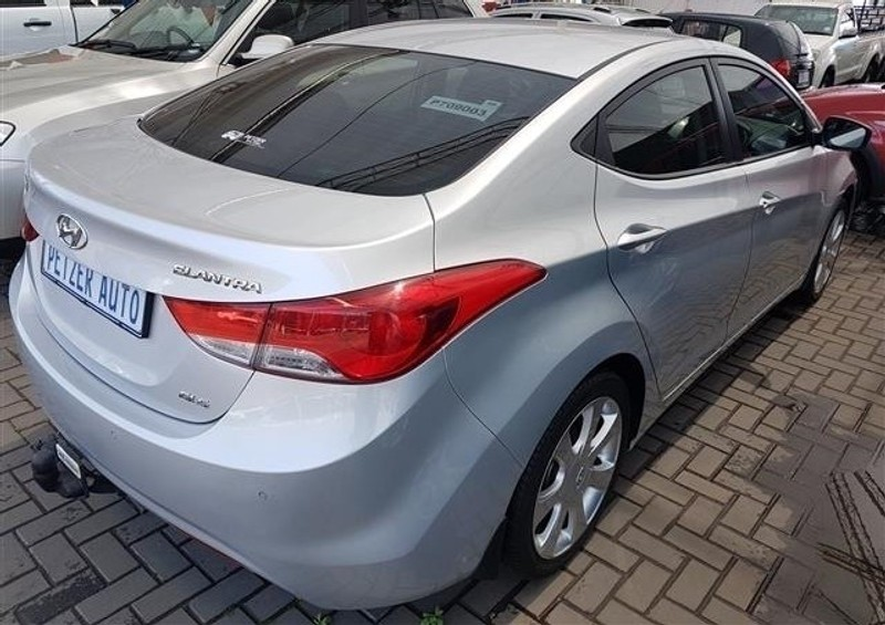 Used Hyundai Elantra 1.8 Gls A/t for sale in Gauteng - Cars.co.za (ID:2805734)