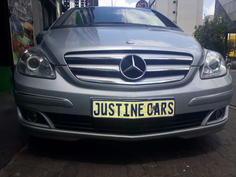 Used mercedes benz b class b200 for sale in gauteng cars for Used mercedes benz b class for sale