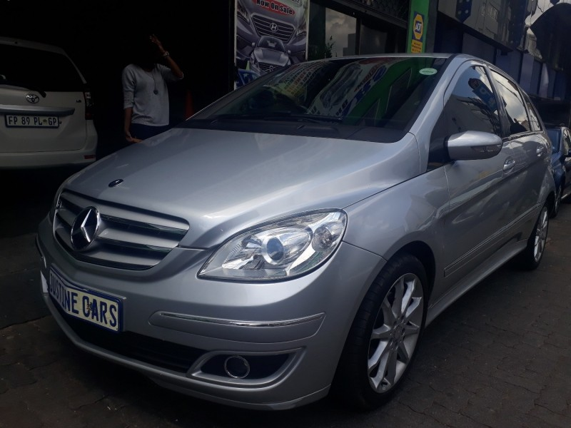 used mercedes benz b class b200 for sale in gauteng id 2806502. Black Bedroom Furniture Sets. Home Design Ideas