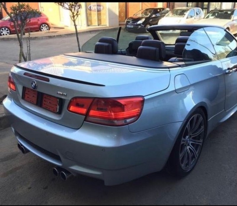 Used BMW M3 Convertible M Dynamic M-dct For Sale In