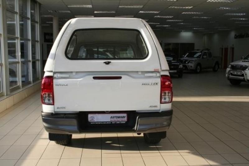 Used Toyota Hilux 2.4 GD-6 SRX 4X4 Single Cab Bakkie for ...