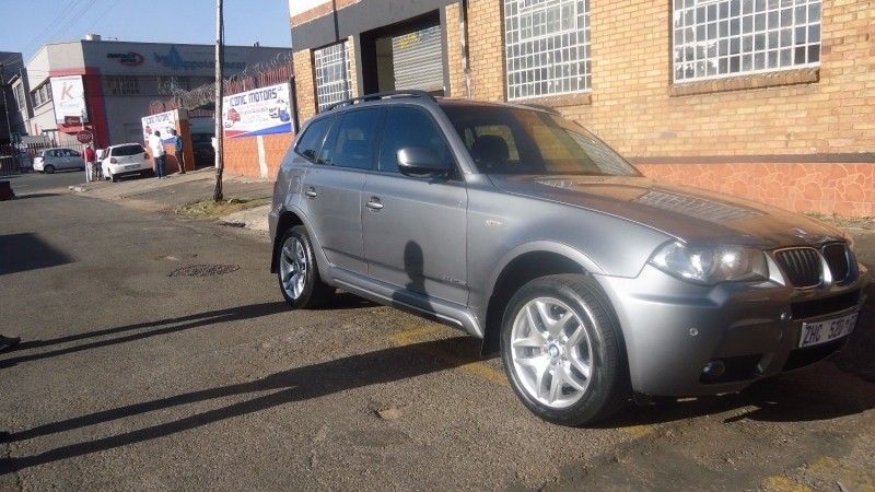 used bmw x3 2 0 for sale in gauteng id 2808404. Black Bedroom Furniture Sets. Home Design Ideas