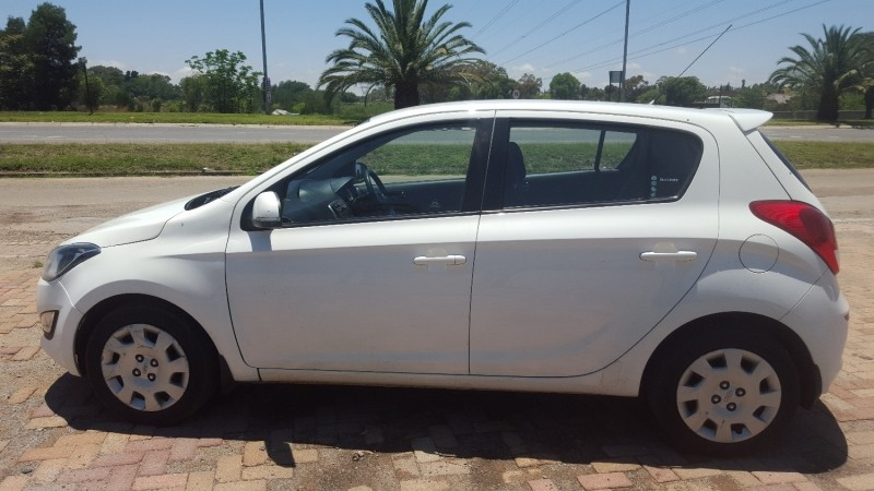 Used Hyundai I20 1 4 For Sale In Gauteng Cars Co Za Id