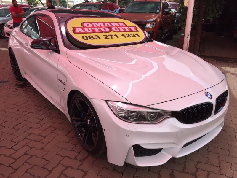 used bmw m4 coupe m dct for sale in gauteng id 2810152. Black Bedroom Furniture Sets. Home Design Ideas