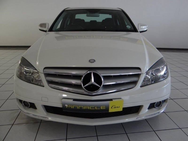 Used mercedes benz c class c200 cgi be avantgarde a t for for 2008 mercedes benz c300 for sale
